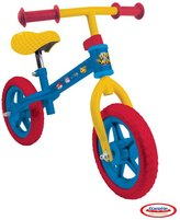 Nickelodeon Super Wings Metal Balance Bike - Pink