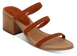 Splendid Women's Meli Strappy Mid-Heel Sandals