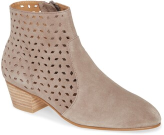 Soludos Lola Perforated Bootie