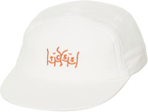The Critical Slide Society Beater Strapback Cap White