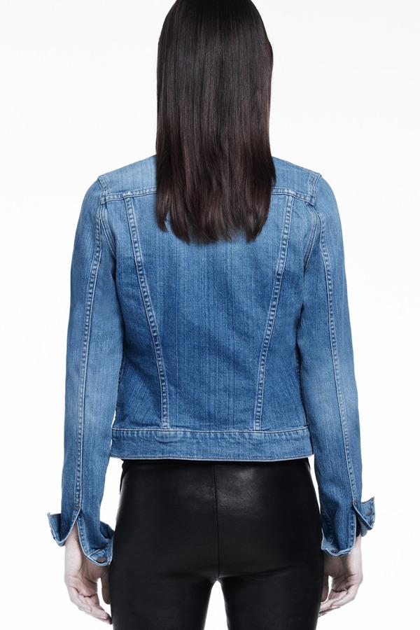 J Brand 403 Slim Fitted Jacket