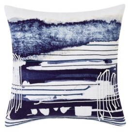 "Sean John Dori 18"" Square Decorative Pillow Bedding"