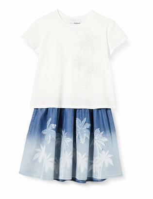 Desigual Girls' Vest_Mazatlan Dress