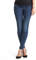 Gap STRETCH 1969 demi panel true skinny jeans