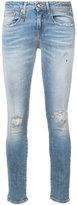 R 13 Allison skinny jeans - women - Cotton/Spandex/Elastane - 26