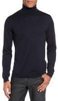 BOSS 'Musso' Slim Fit Merino Wool Turtleneck Sweater