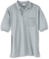 Hanes Men's Stedman Blended Jersey Pocket Polo (Set of 3)