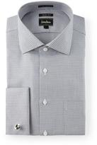 Neiman Marcus Dress Shirt, Heather Gray