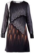 3.1 Phillip Lim Cascading Draped Dress