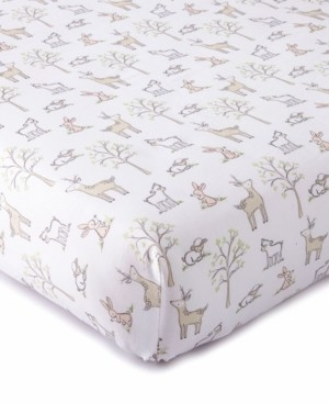 Levtex Baby Skylar Character Crib Fitted Sheet Bedding