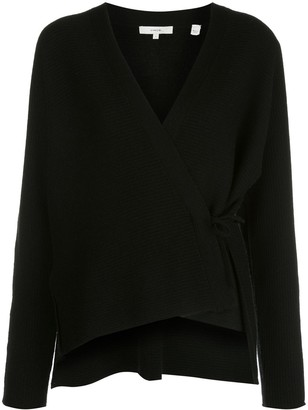 Vince wrap V-neck cardigan