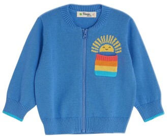 The Bonnie Mob Sunshine Cardigan (3-24 Months)