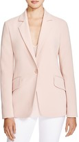 Theory Brixmill Admiral Crepe Blazer
