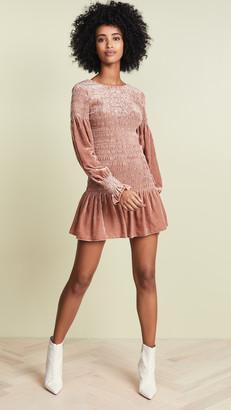LoveShackFancy Scarlett Dress
