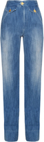 Etoile Isabel Marant Odessa high-rise flared jeans