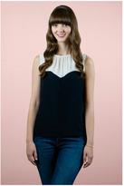 Kate Spade Silk Darling Blouse
