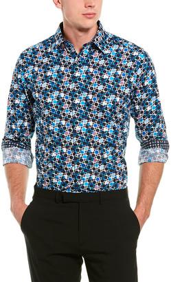 Robert Graham Sanburnol Woven Shirt