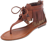 City Beach Mooloola Taryn Tassel Sandals