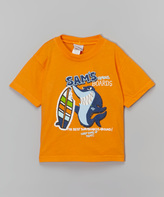 Flap Happy Sam's Boards Classic Screen Tee - Infant Toddler & Boys