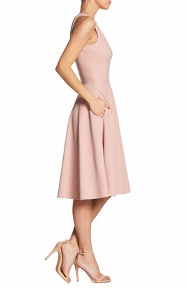 Dress the Population Catalina Fit & Flare Cocktail Dress