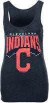 5th & Ocean Women's Cleveland Indians Big Word Tank