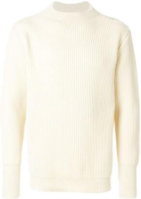 Andersen-Andersen Symmetric Crew Neck Sweater