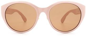 Gucci Gg0814sk Pink Sunglasses