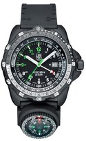 Luminox Men's 'Land - Recon Nav Spc' Removable Compass Gmt Watch, 46Mm