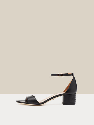 Diane von Furstenberg Journi Leather Sandals