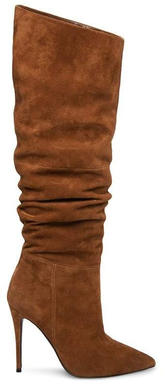 1e612dd77485a Brown Suede Steve Madden Boots - ShopStyle