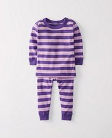 Toddler Long John Pajamas In Organic Cotton