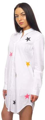 Gypsetters Dress Neon Star