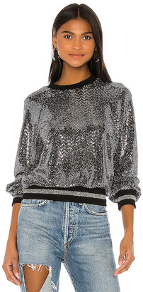 Pam & Gela Mirror Ball Sweatshirt