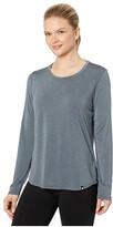 Marmot Calavera Long Sleeve (Steel Onyx) Women's Clothing