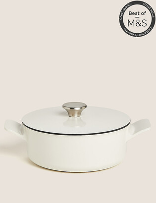 Marks and Spencer Cast Aluminium 3L Casserole Dish