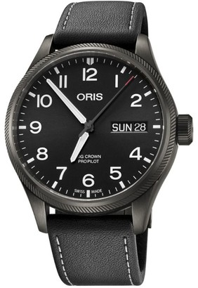 Oris Stainless Steel Big Crown ProPilot Watch 45mm