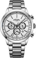 Rotary Men's Cambridge Chronograph Date Bracelet Strap Watch