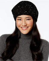 INC International Concepts Marled Galaxy Beret, Only at Macy's