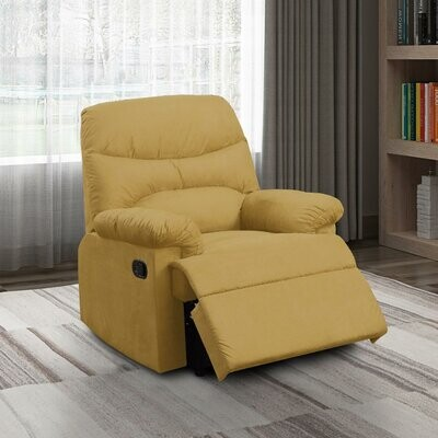 """Thumbnail for your product : Red Barrel Studio Servis 35"""" Wide Manual Standard Recliner"""