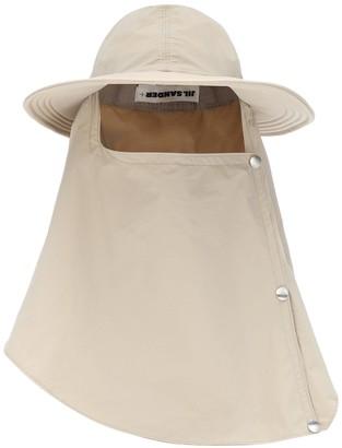 Jil Sander Nylon hat