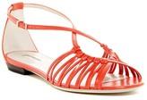 Giorgio Armani Woven Sandal