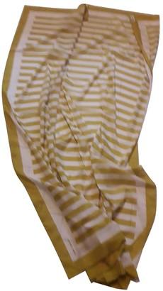 Hermes Green Cotton Swimwear