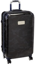 "Tommy Hilfiger East Coast Camo 24"" Upright Suitcase"