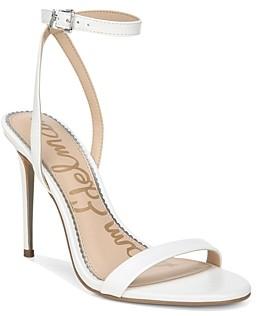 Sam Edelman Women's Sunna Strappy High Heel Sandals