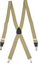 Asstd National Brand Status Drop Clip Belt Suspenders