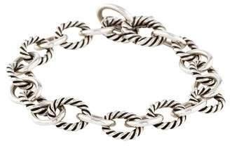 David Yurman Medium Oval Link Bracelet
