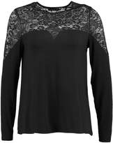 Even&Odd Long sleeved top black