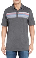 Travis Mathew Men's 'Carlson' Trim Fit Polo