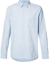 A.P.C. chest pocket shirt - men - Cotton - L