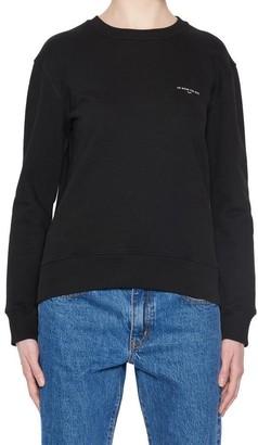 Ih Nom Uh Nit Loose Long-Sleeve Sweatshirt